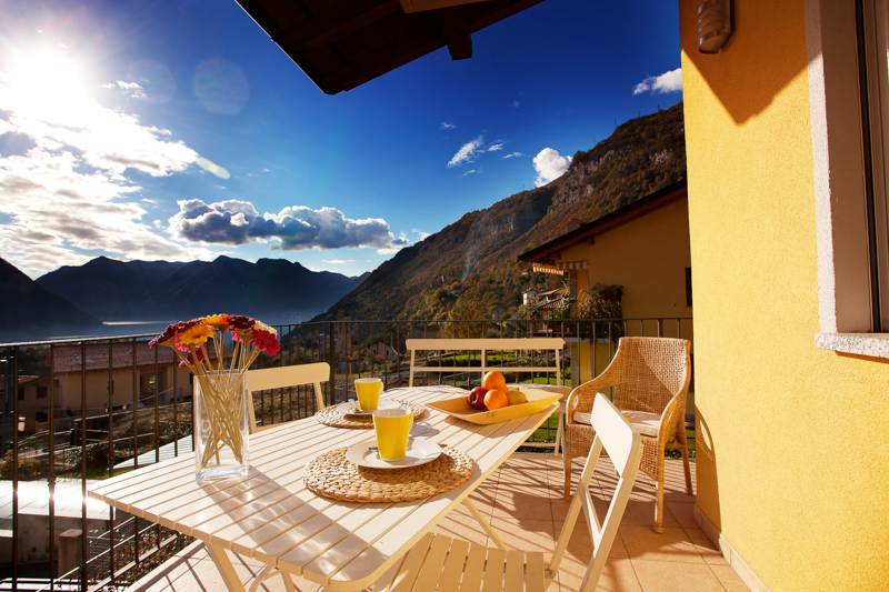 Apartment Fabiana in Ossuccio