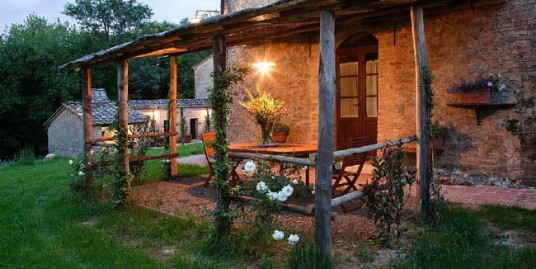 Restored Tuscan Villa Sleeping 10 Guests With Pool, Wifi And Panoramic Views – Nocci Sleeps 4 (2 Bedrooms)