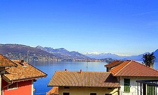 Villa Panoramica, Baveno.  Splendid Lake & Mountain Views.